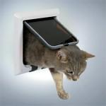 En kattelem er ofte den letteste løsning (foto lavprisdyrehandel.dk)